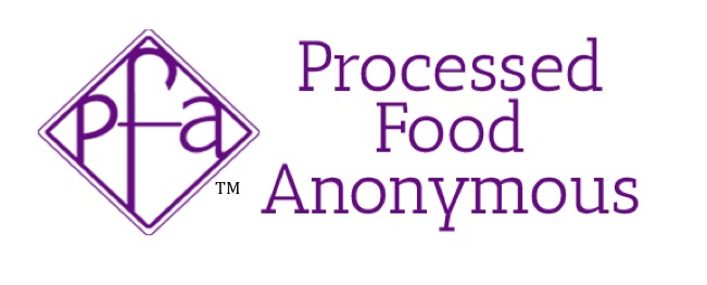 Processed Food Anonymous Logo